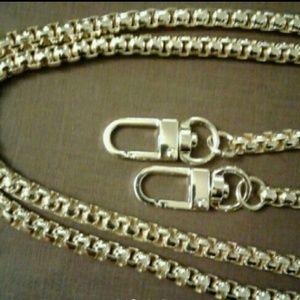 """Handbags - Crossbody Gold Strap 50"""""""
